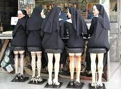 Nuns in a Bar 2